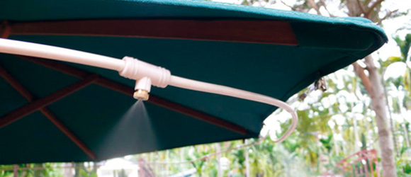 Installer un brumisateur pour un meilleur confort for Brumisateur de jardin