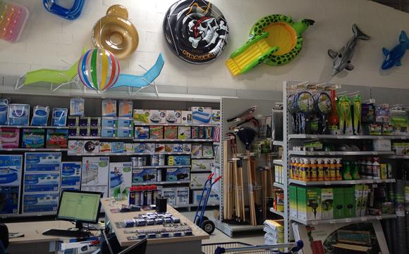Ouverture du nouveau magasin provence outillage dans le - Magasin jardinage lille ...