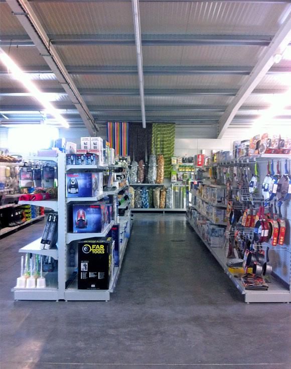 Ouverture du nouveau magasin provence outillage outillage bricolage jardi - Magasin pour la maison ...
