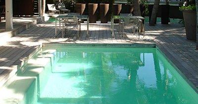 L'hivernage de la piscine