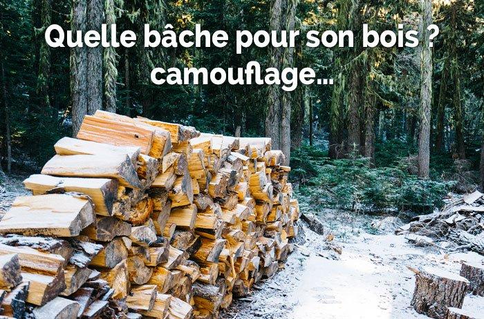 Bâche de camouflage