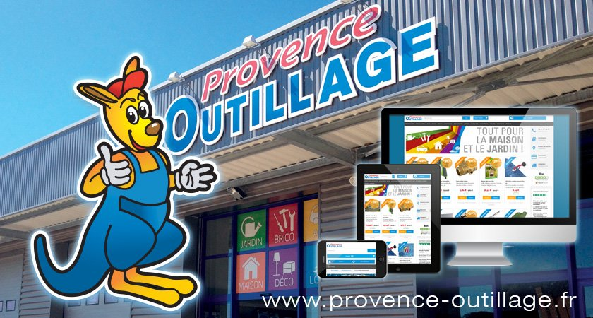 Outillage, pensez Provence Outillage