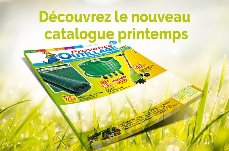 Le printemps est bientôt là et le nouveau catalogue arrive le 5 mars !