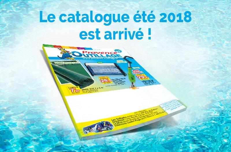 Zoom sur le nouveau catalogue été 2018