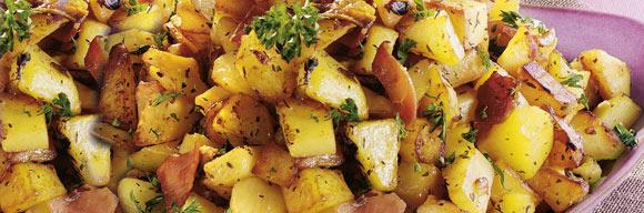 Cuire des pommes de terre au four cyclonique le blog du - Comment conserver des pommes de terre coupees ...