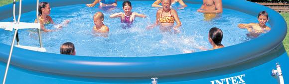 piscine auto portante