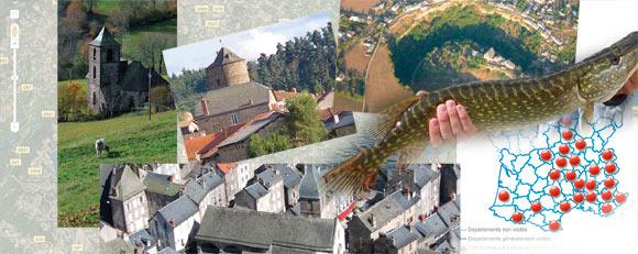 tournée Auvergne